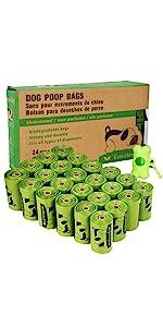 24 Roll Poop Bags