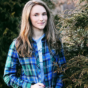04f753bf27c womens green and blue classic flannel plaid shirt for women by urban  boundaries