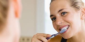 Aliceva charcoal teeth whitening powder