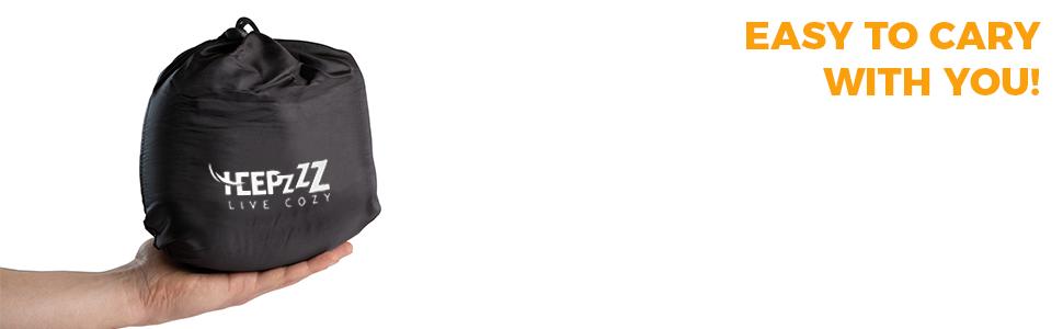 compact soft chin u shape ergonomic portable