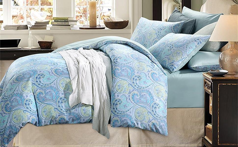 damask duvet cover queen size comforter cover king quilt cover sets paisley shams king standard set
