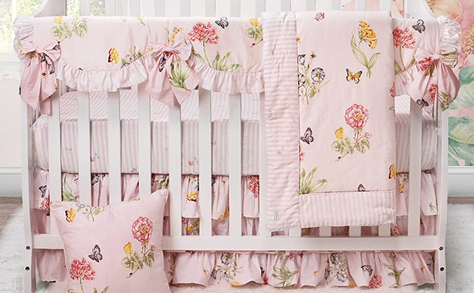 crib bedding set for girls crib bedding set girls baby bedding crib set - Baby Bedding For Girls