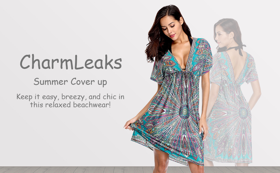 8869d5326e6 Women Pom Pom Cover up Dress Sexy See Through Bathing Suit Coverup ...