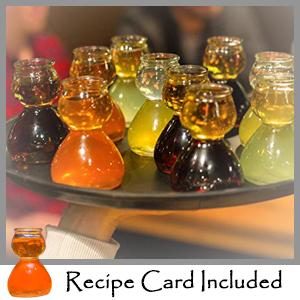 Quaffer recipe card