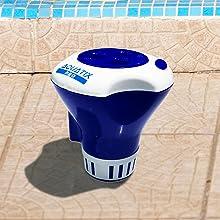 swimming pool dispenser