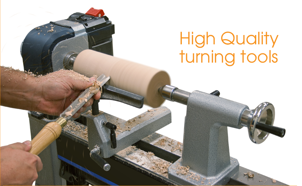 tools for woodworking  grizzly wood lathe  woodworking lathe  lathe chisel  hurricane turning tools