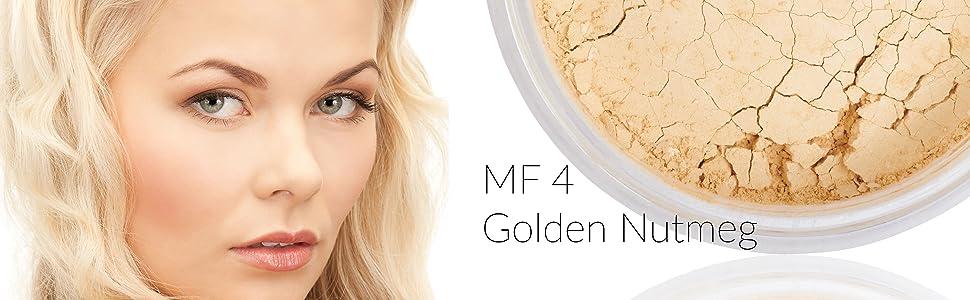 MF4 mica mineral foundation
