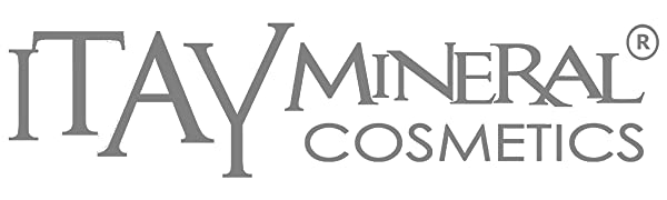 itay mineral cosmetics gray banner