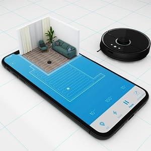 robotic vacuum cleaner. robot vacuum cleaner