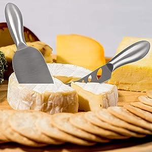 premium cheese knives