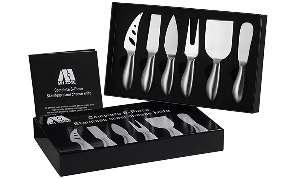 MH ZONE Cheese knives, it's convenient for your live