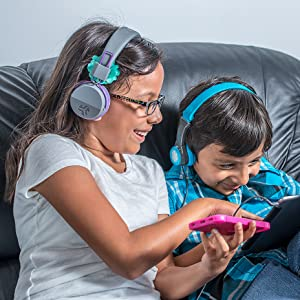 Headband headphones kids wireless - jlab headphones kids folding