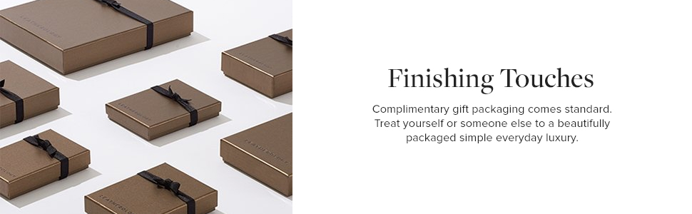 Leatherology Gift Packaging