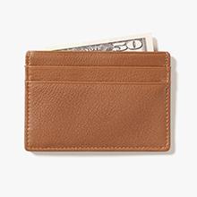 Leather Slim Card Holder