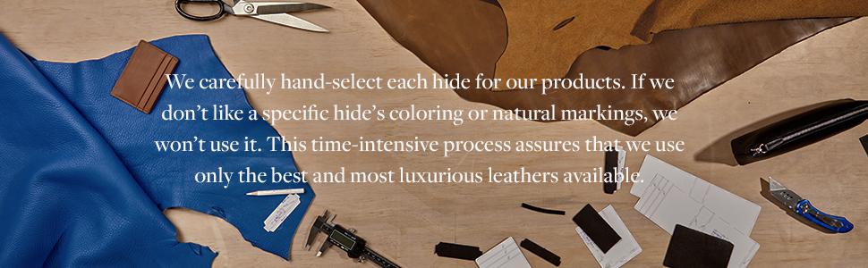 Leatherology Full Grain Leather