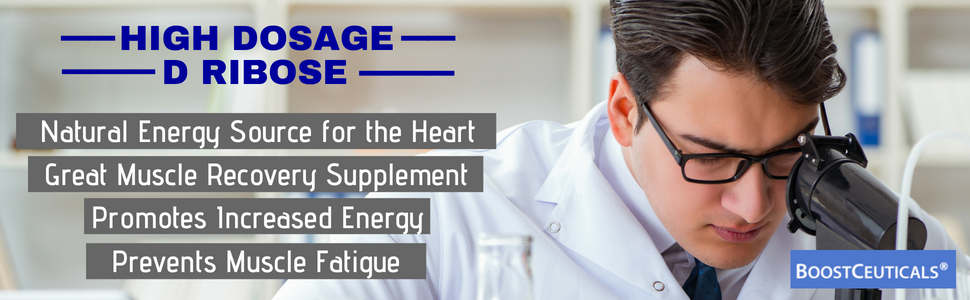 ribose heart energy muscle