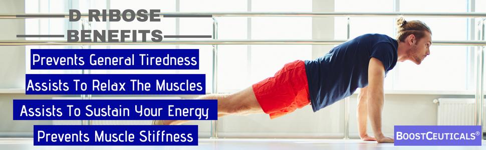 muscle relaxer avoid stiffness sustain energy