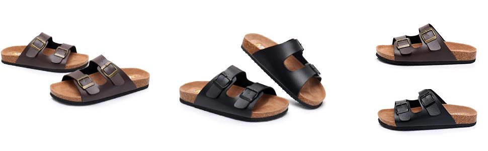 WTW Cork Sandals