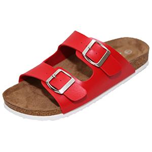 24d3da401953 WTW Women s Arizona 2-Strap Cork Footbed Sandals