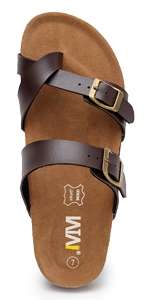 9938754f32504e Men s Cork Sandals · Men s 2 Strap Sandals · Men s Sandals · Men s Cork  Sandals