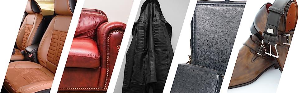 Amazon.com: Kit de restauración LeatherPlus. Kit de ...