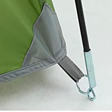 tent pole connector