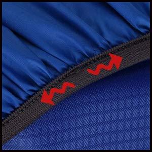 elastic backpack cover