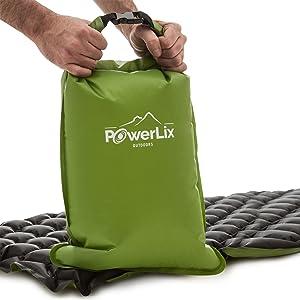 inflating bag