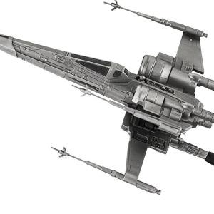 Monogram Star Wars X-Wing Pewter Porte-cl/és