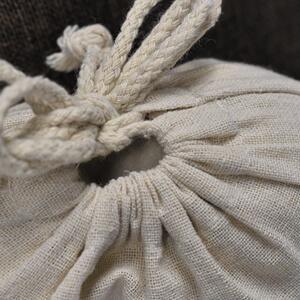 woll dryer balls housewarming gift baby bridal shower drawstring bag retro