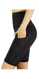 "8"" Side Pockets Shorts"