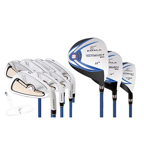 Amazon.com: Koala Set Completo de Club de Golf m86i para ...