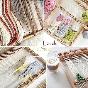 weaving works
