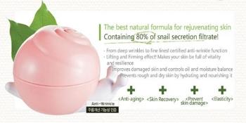 lady snail cream