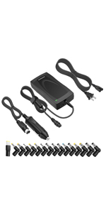 Amazon.com: ZOZO 90W AC Universal Laptop Charger for HP Dell ...
