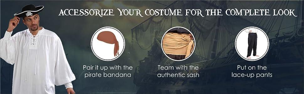Accessorize Your Costume