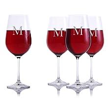 crystalize wine glasses