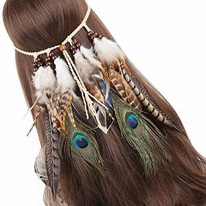 How To Make An Indian Headband