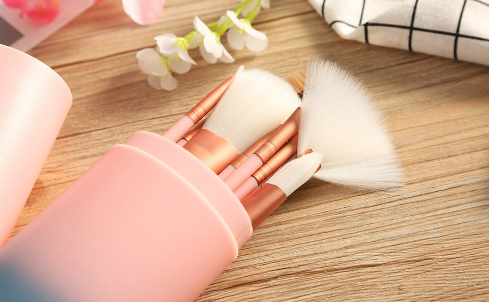 makeup brushes soft 12 pcs eye brushes makeup brush set blending make up sets eye make-up eye liner