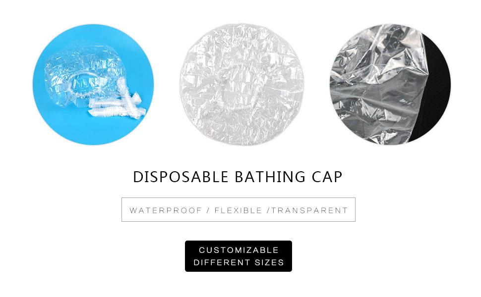 81da99c466dc bath cap dye hair cap hair color cap salon supplies shower cap disposable  shower cap for