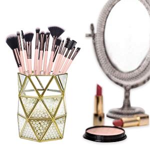 makeup bruehes foundation highlighter blending contour eyeshadow Eyeliner Eyelash Concealer Blending