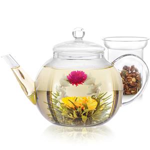 Borosilicate Glass Teapot