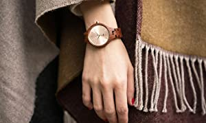 About TEMPUS Wood Watches