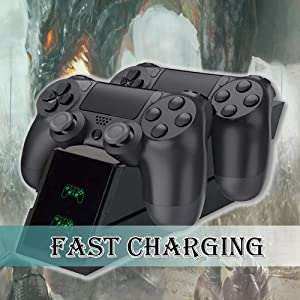 ps4 charging station