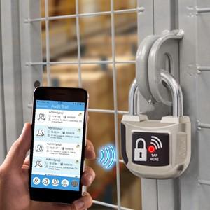 Amazon.com: egeetouch Smart Candado Upgraded W/patentada ...