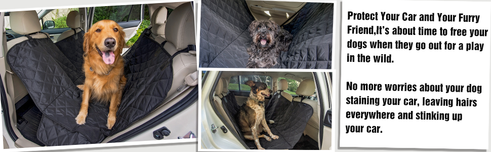 rabbitgoo dog seatcover