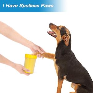dog paw washer