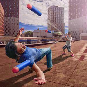 Nerf N-Strike Elite Blasters Zombie Toy Gun Strike Rebelle Kid Toy Gun
