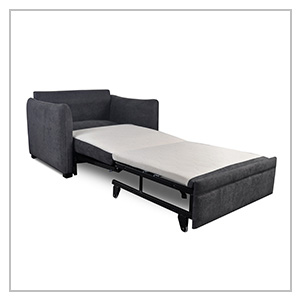 Amazon.com: Living Room Furniture Single Chair   Pull Out Sofa Bed
