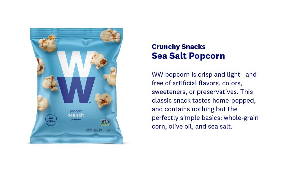 ww, weight watchers, crunchy snack, chips, crisps, healthy, pop chips, lays, cookies, veggie sticks